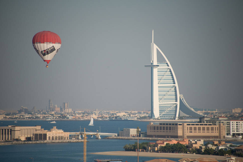 Ballooning in Dubai - Best Time