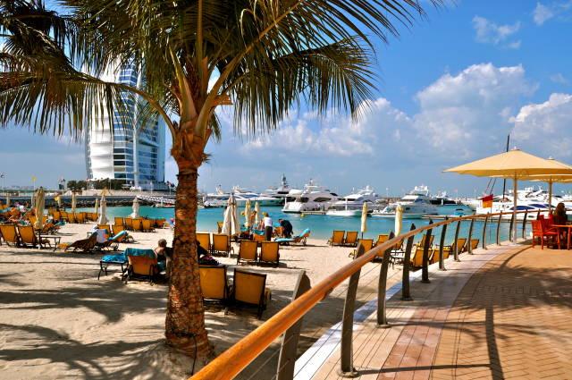 Beach Season in Dubai - Best Time