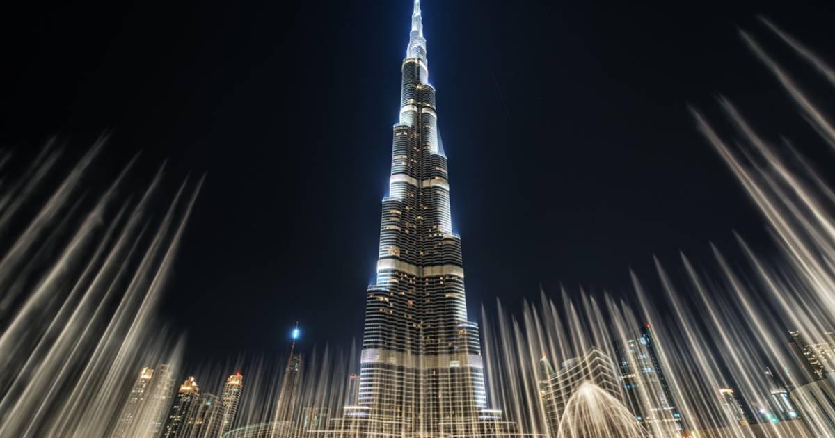 Burj Khalifa in Dubai - Best Time