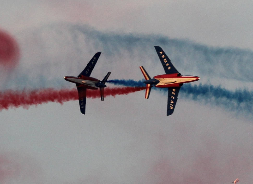 Dubai Airshow in Dubai - Best Season