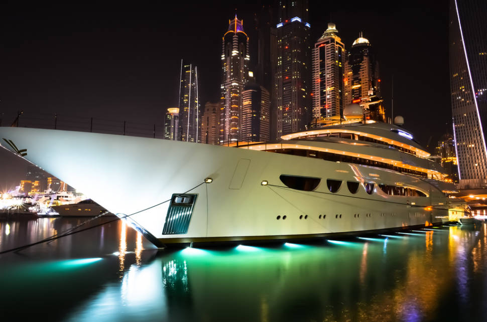 Dubai International Boat Show in Dubai - Best Time