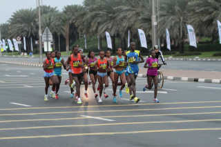 Standart Chartered Dubai Marathon