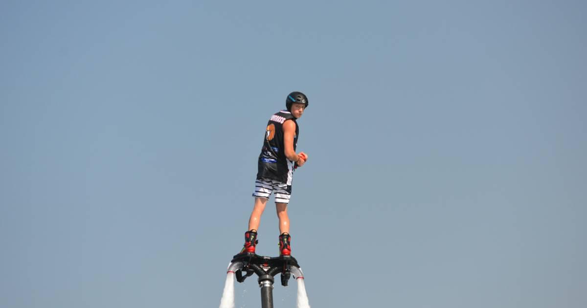 Flyboarding in Dubai - Best Time