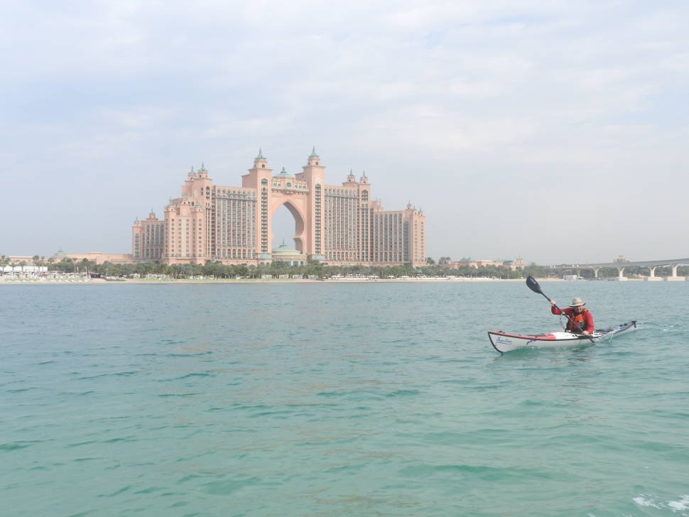 Best time for Kayaking and Canoeing in Dubai