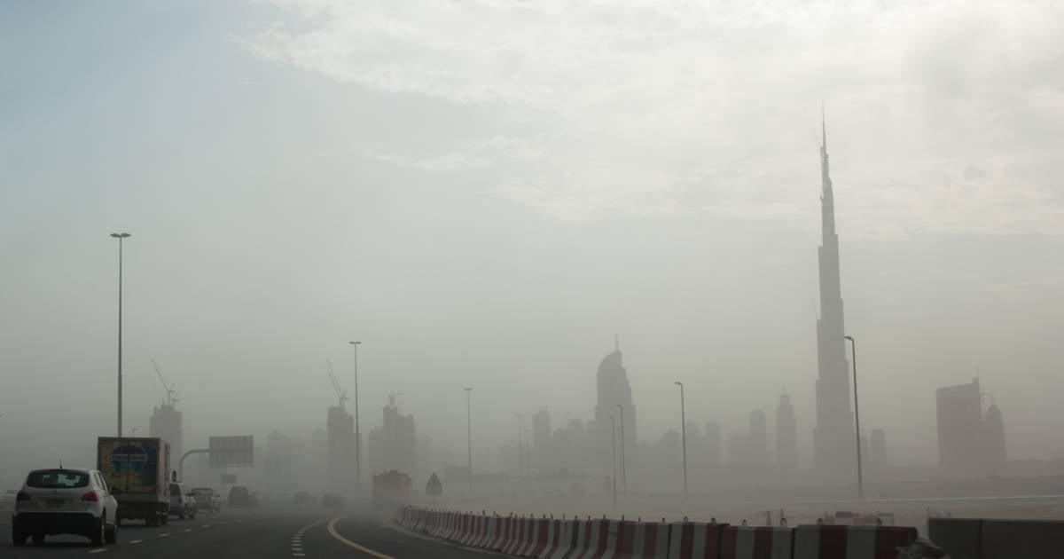 Sandstorms in Dubai - Best Time