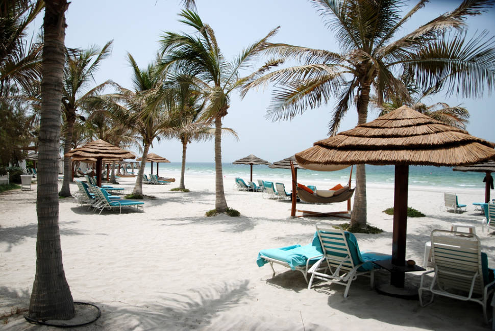 Best time for Summer in Dubai
