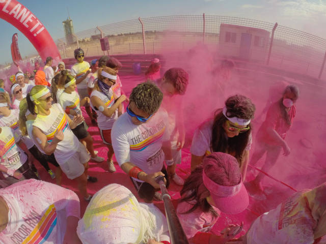 The Color Run in Dubai - Best Season