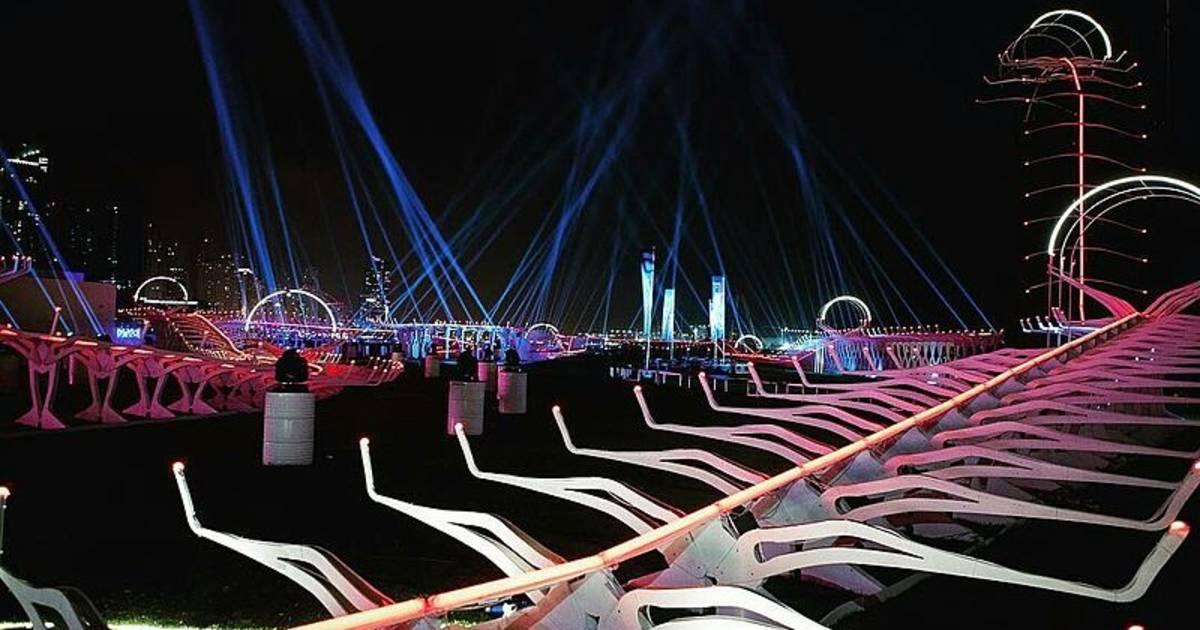 World Future Sports Games in Dubai - Best Time