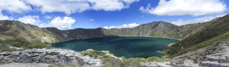 Quilotoa Loop in Ecuador - Best Season