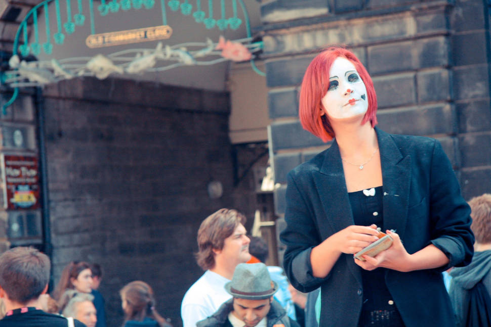 Edinburgh Festival Fringe in Edinburgh - Best Season