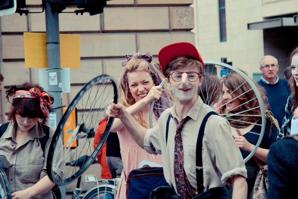 Edinburgh Festival Fringe in Edinburgh - Best Time