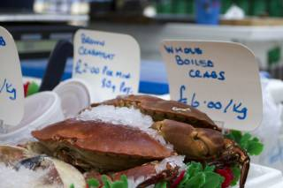Langoustines, Crabs and Lobsters