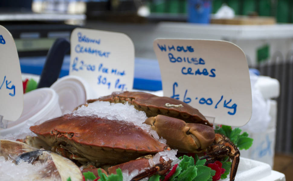 Langoustines, Crabs and Lobsters in Edinburgh - Best Time