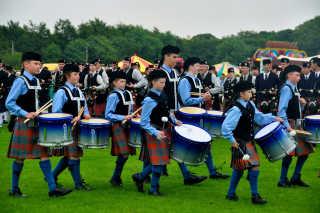 North Berwick International Highland Games