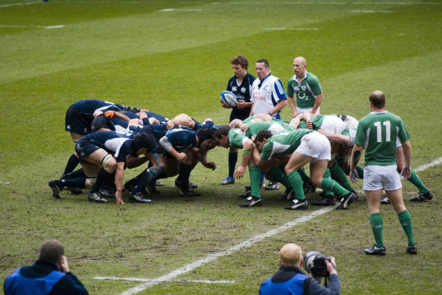 Rugby in Edinburgh: Six Nations Cup in Edinburgh - Best Time