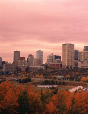 Best time to visit Edmonton