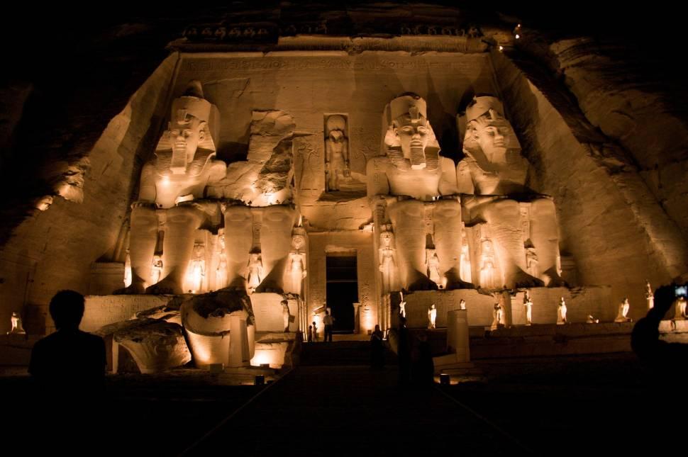 Sound and Light, Abu Simbel