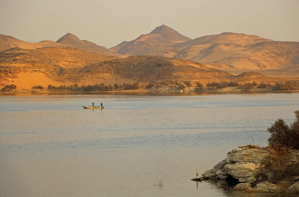 Lake Nasser Fishing Safari in Egypt - Best Season