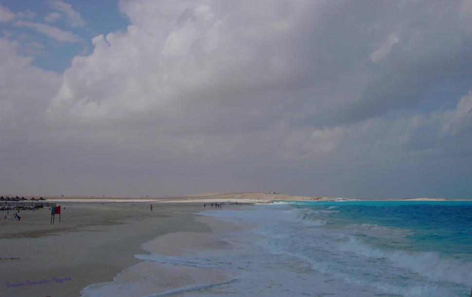 Egitto EL Alamein Mediterraneo