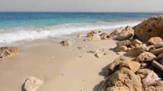 Mediterranean Sea Beach Season
