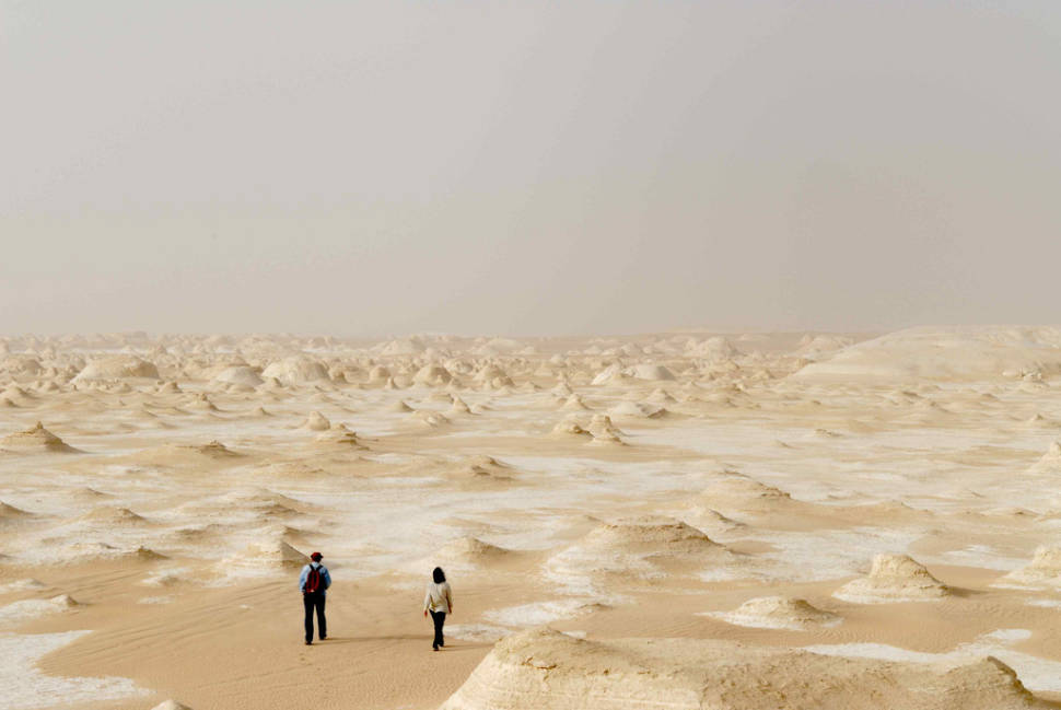 Sahara Desert Trekking in Egypt - Best Time