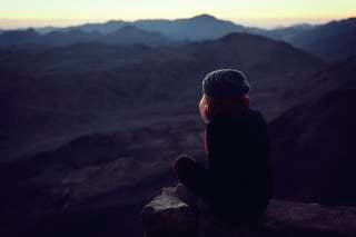 Hiking Sinai Trail