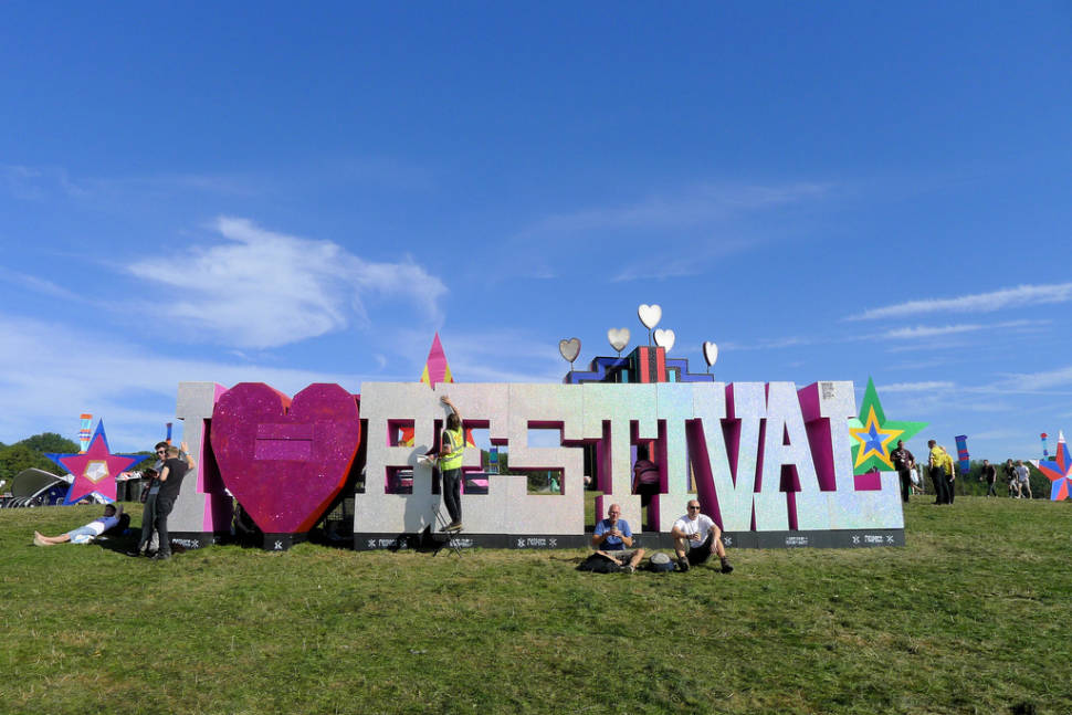 Bestival in England - Best Time