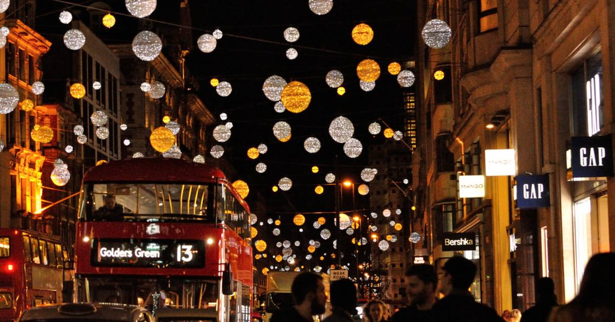 Christmas Holidays in England - Best Time