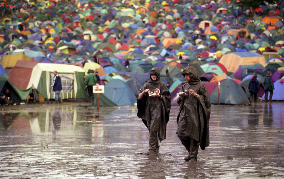 Glastonbury Festival in England - Best Time