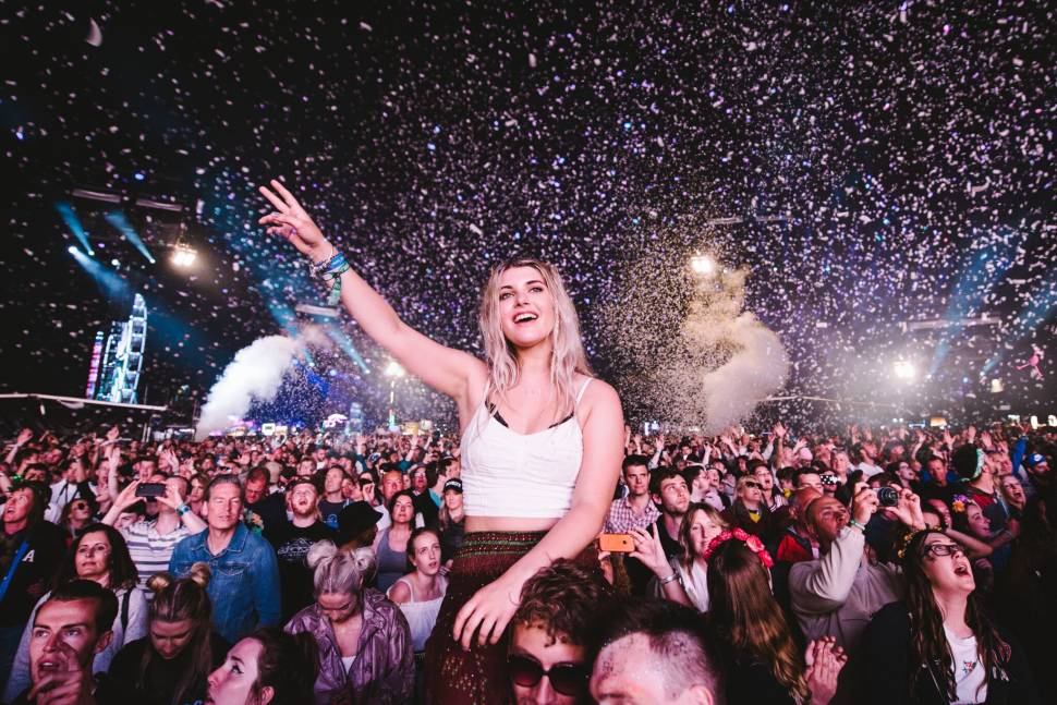 Best time to see Isle of Wight Festival in England