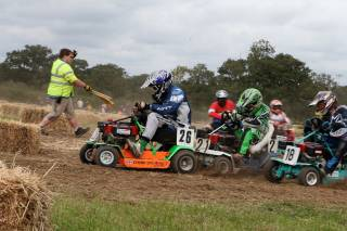 Lawn Mower Racing World Championships