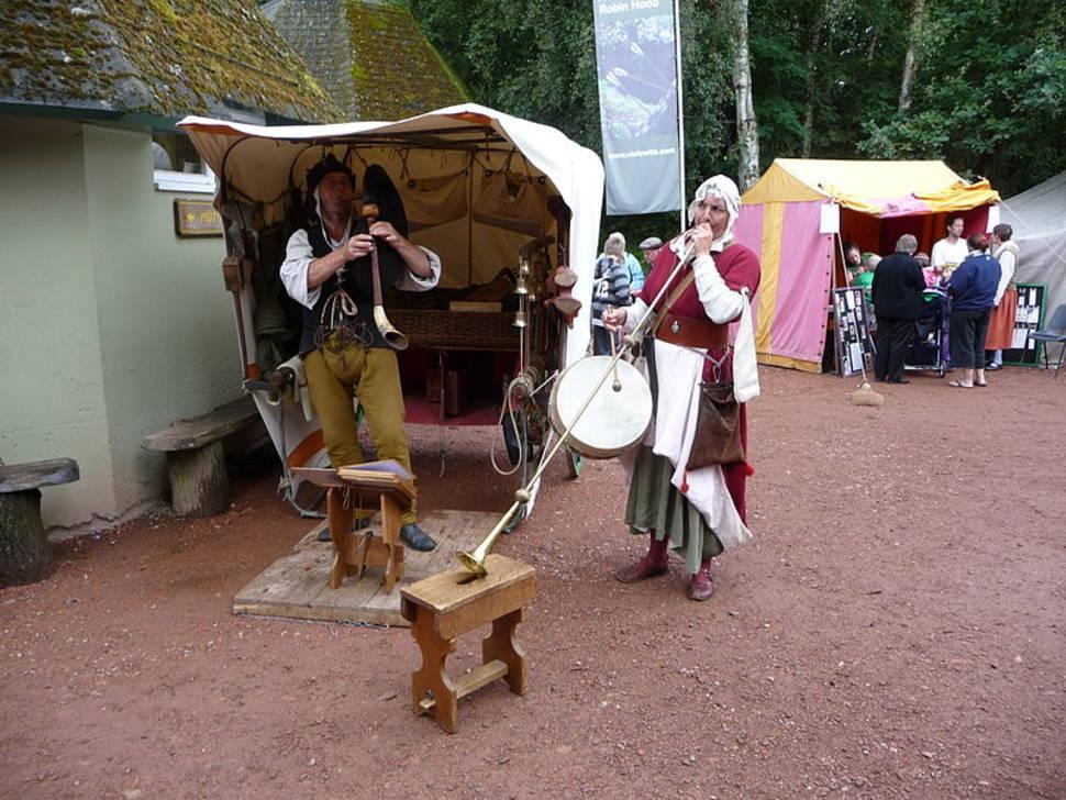 Robin Hood Festival  in England - Best Season