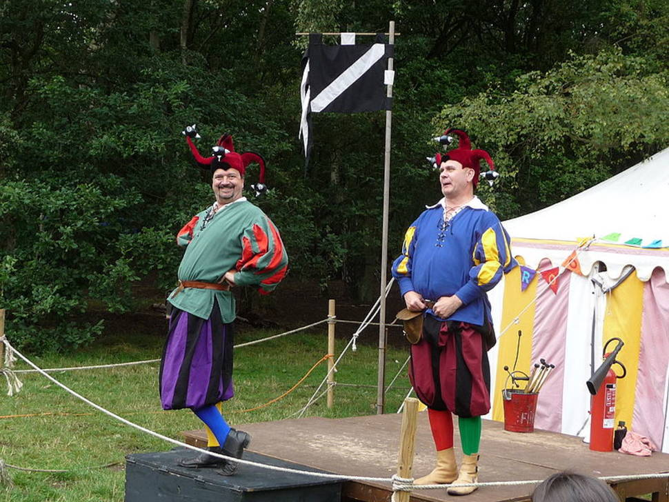 Best time for Robin Hood Festival  in England