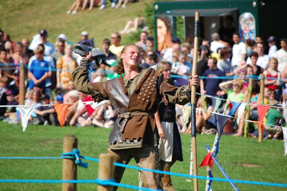 Robin Hood Festival  in England - Best Time