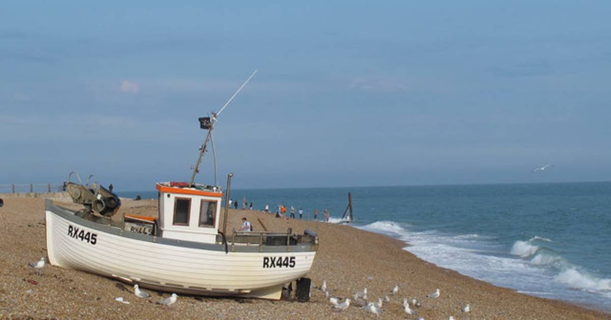 Sea Fishing  in England - Best Time