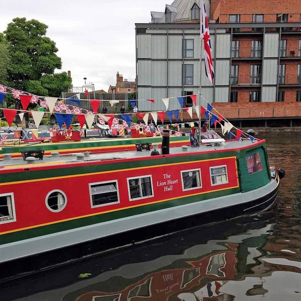 Stratford River Festival  in England - Best Time