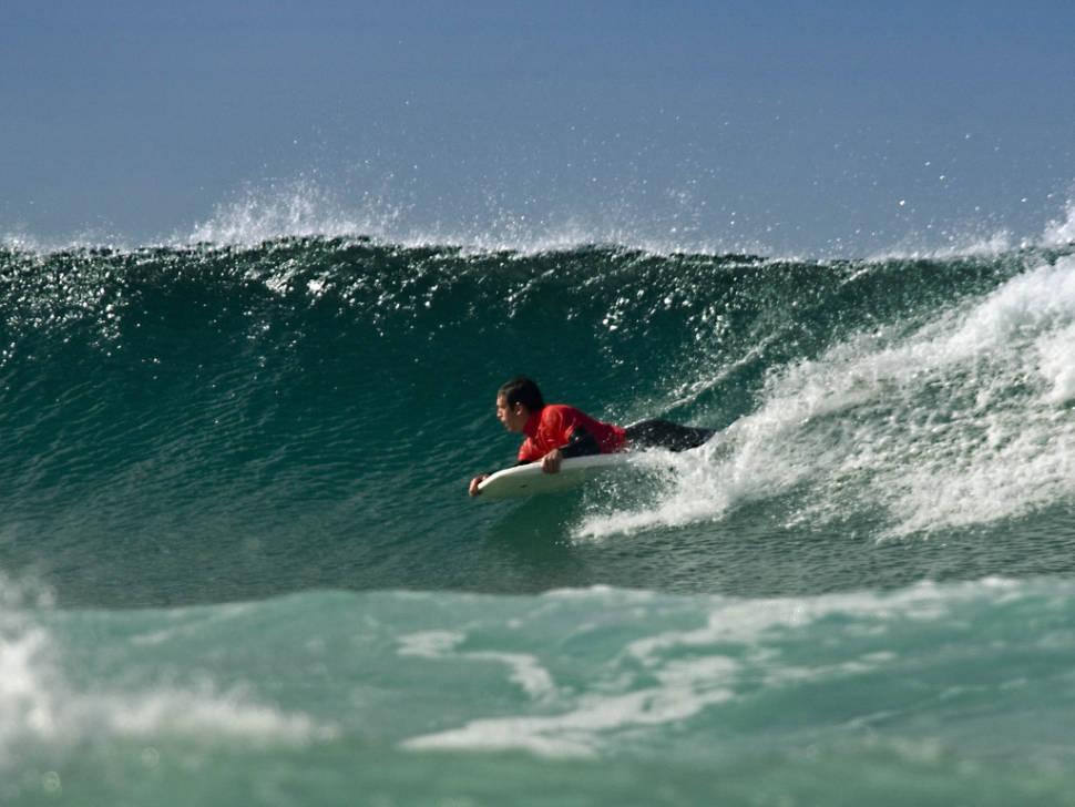 Surfing  in England - Best Season