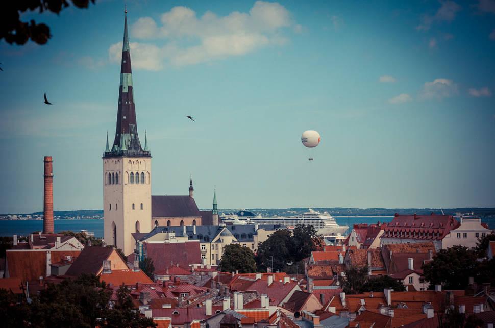 Balloon Tallinn in Estonia - Best Season