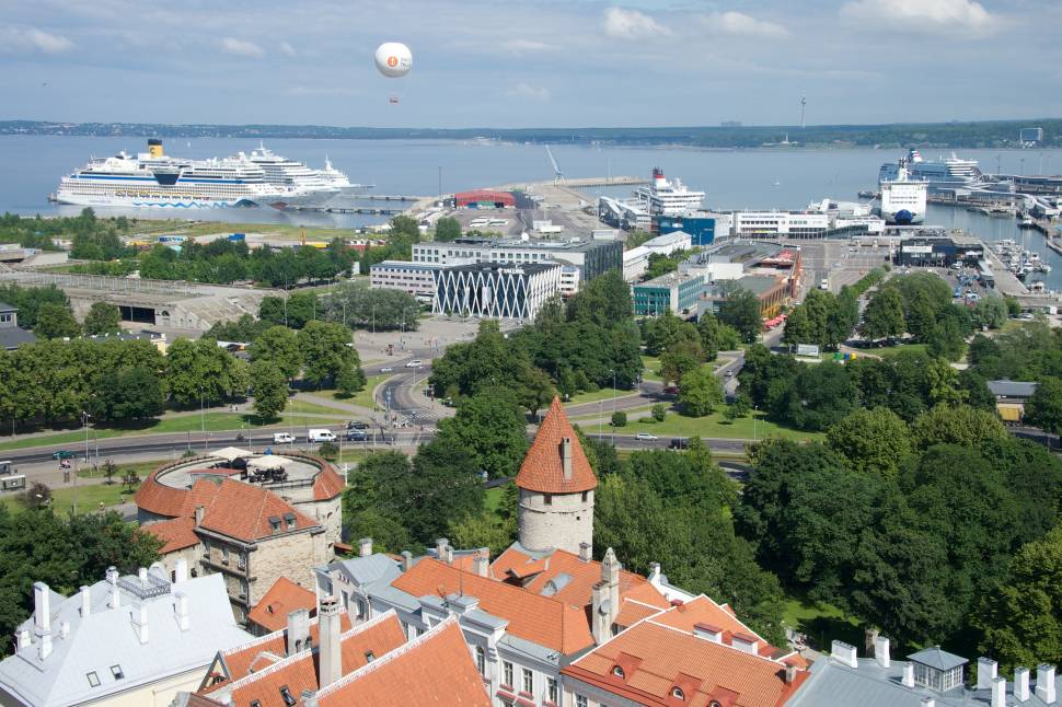 Best time for Balloon Tallinn in Estonia