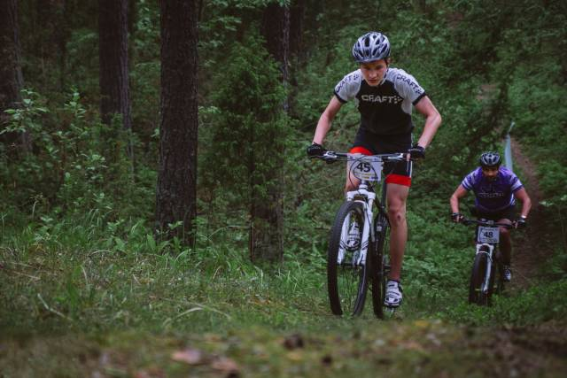 Best time for Cycling in Estonia