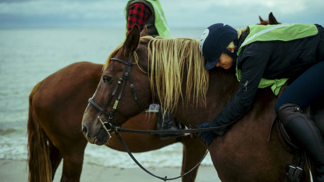 Best time for Horseback Riding in Estonia