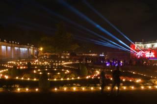 Light Walks in Kadriorg