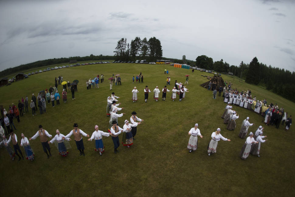 Best time to see Massive Song and Dance Celebration (Laulupidu) in Estonia