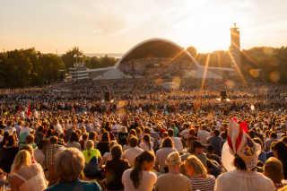 Massive Song and Dance Celebration (Laulupidu)
