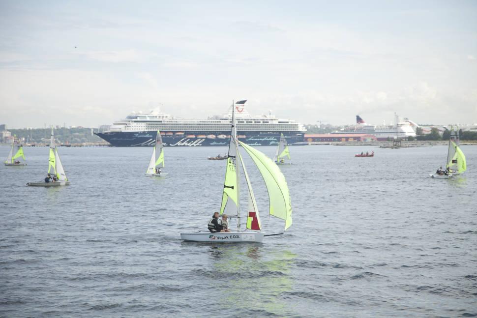 Best time for Tallinn Maritime Days in Estonia
