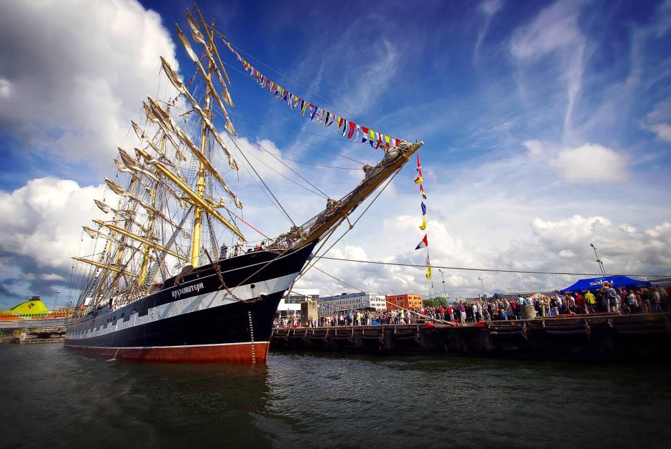 Tallinn Maritime Days in Estonia - Best Time