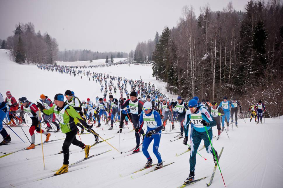 Tartu Ski Marathon in Estonia - Best Time
