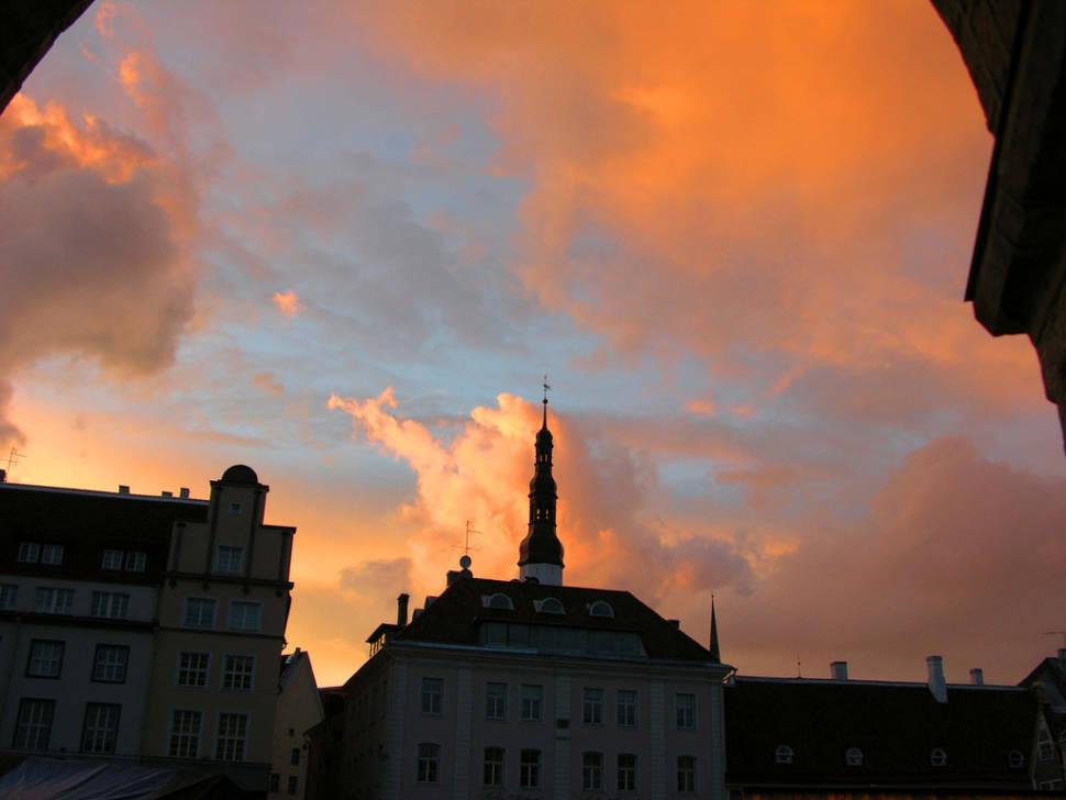 White Nights in Estonia - Best Season