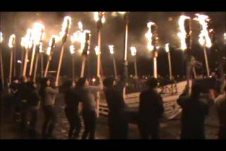 New Year Celebrations in Vágur