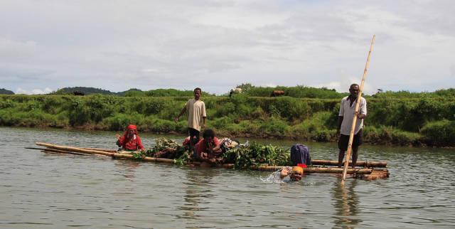 Bilibili Rafting in Fiji - Best Time